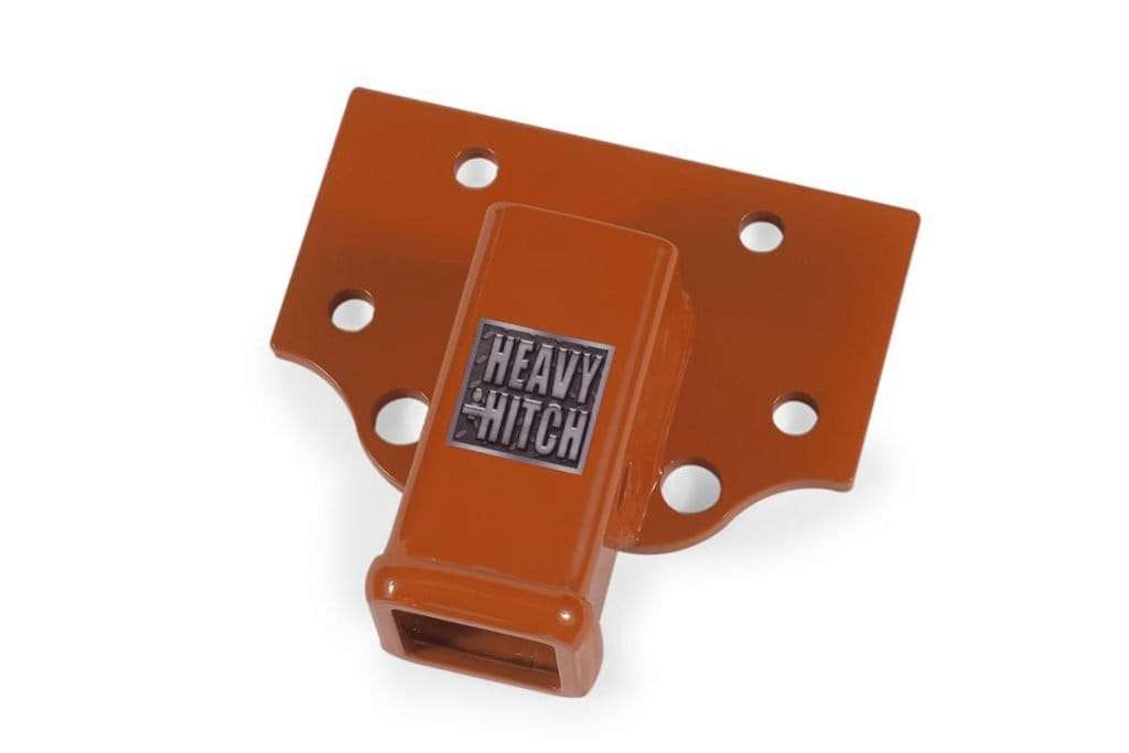 Rear-receiver-hitch-plate-tractor-equipment
