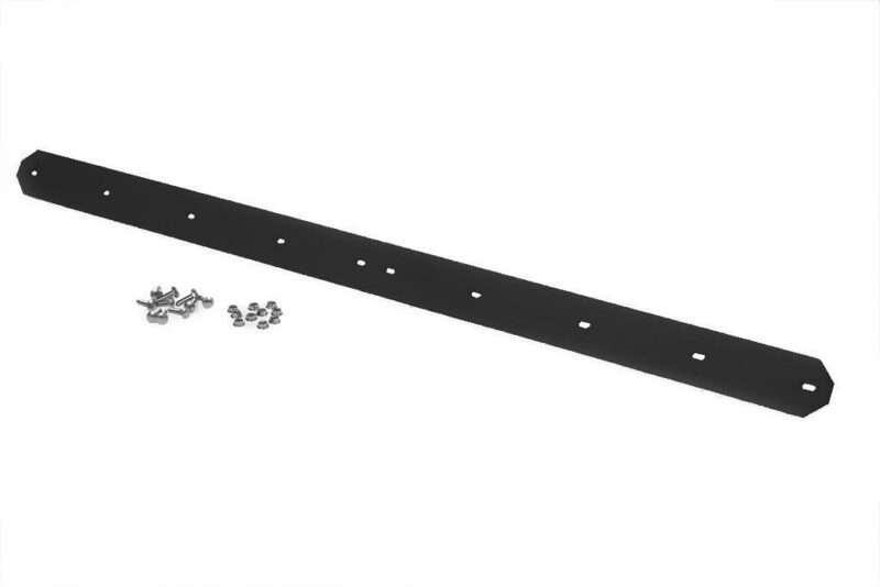 Black Virgin UHMW Heavy Duty Wear Bar / Scraper / Cutting Edge for John Deere Blade