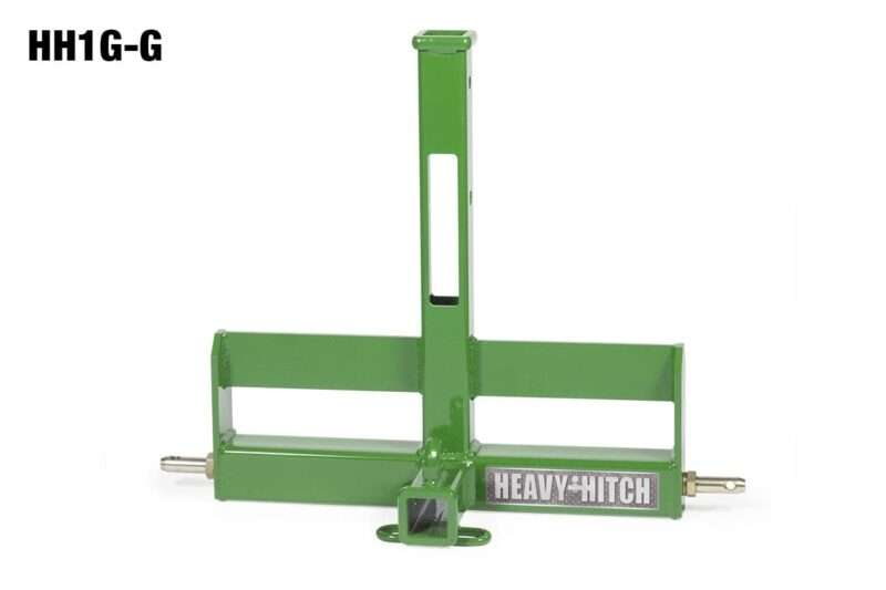Category 1 Dual Receiver Tractor Three Point Hitch