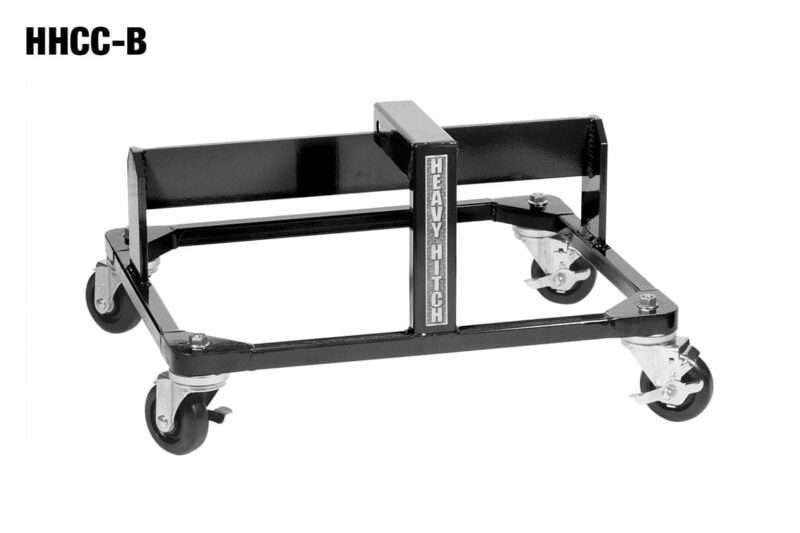 Hitch & Suitcase Weight Cart
