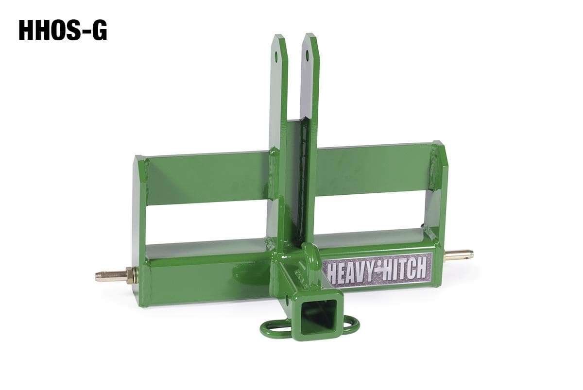 how to use a 3 point hitch