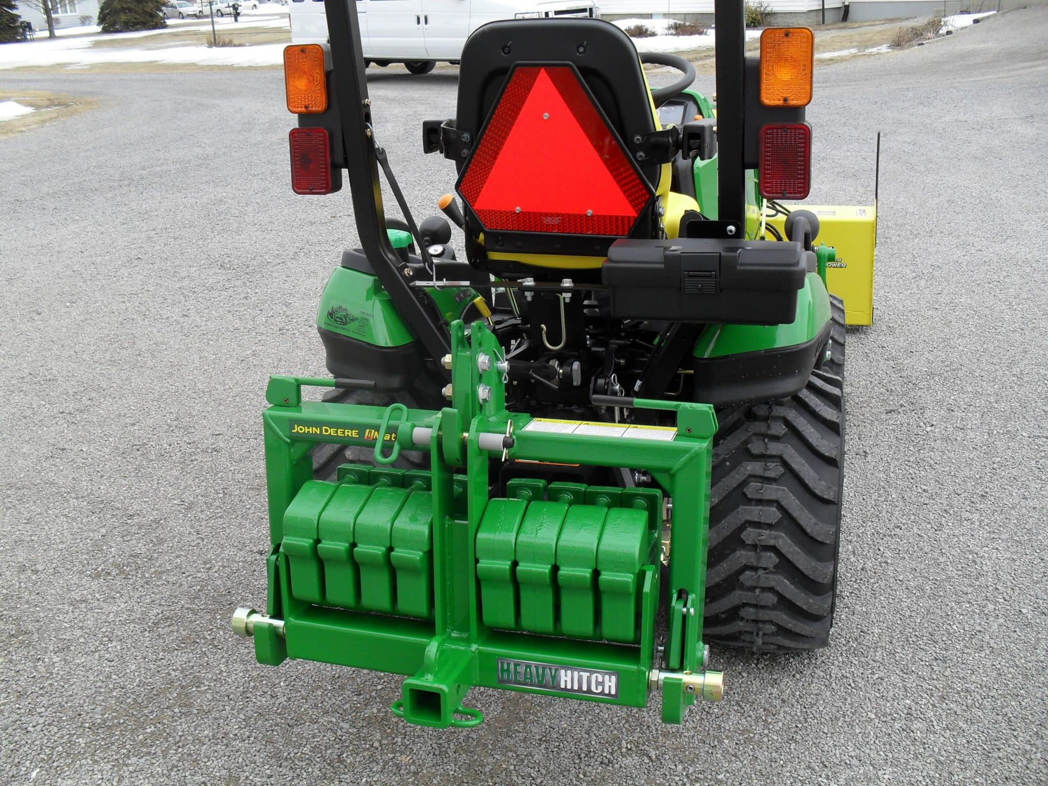 3 Point Hitch Tractor Plows : Category receiver hitch and suitcase weight bracket for