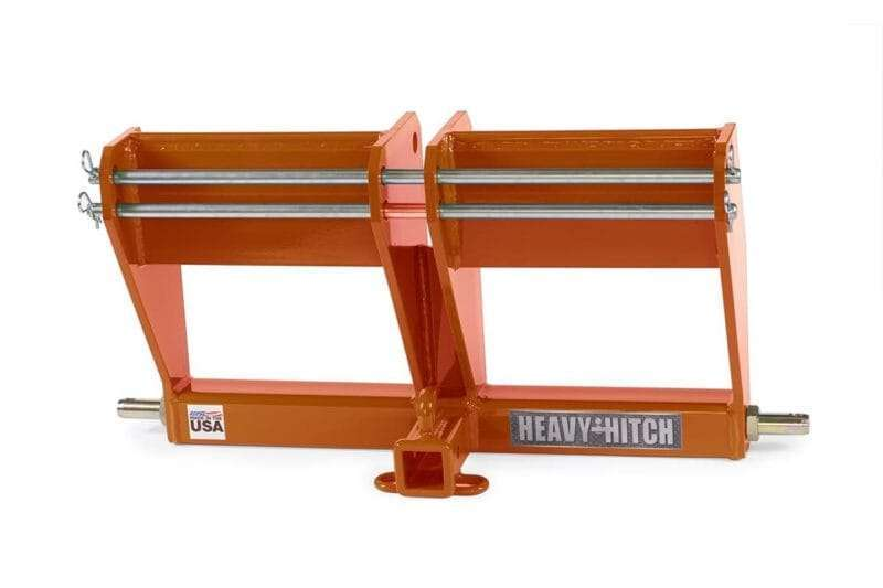 tractor-attachments-heavy-hitch-recievers-3-point-hitches-category-2-hitch-receiver-drawbar-and-bracket-for-100-lb-weights