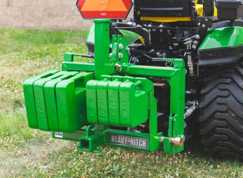 tractor-attachments-heavy-hitch-recievers-3-point-hitches-category-1-dual-receiver-hitch-and-suitcase-weight-bracket-for-3-point-hitch