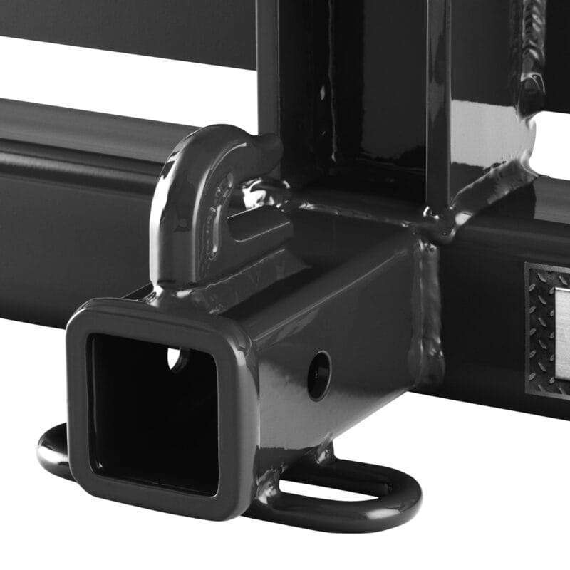 Category 2 Dual Weight Bracket Receiver Hitch detail