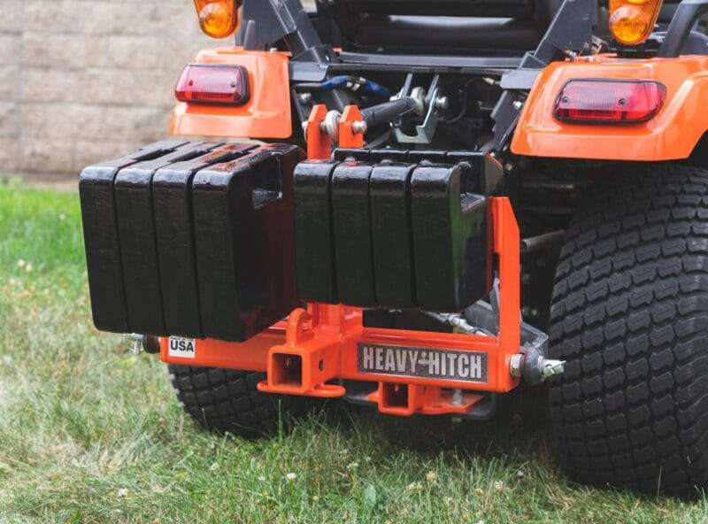 tractor-attachments-heavy-hitch-recievers-3-point-hitches-category-2-dual-weight-bracket-receiver-hitch